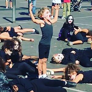 OTE Halloween Performance