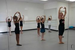 Ballet (8-11)  with Cynthia
