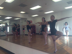 Intermediate Contemporary (ages 8-11)