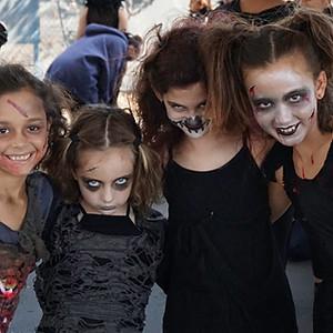 OTE & The Crew Halloween Performances