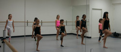 Jazz (ages 8-11) w/ Kim