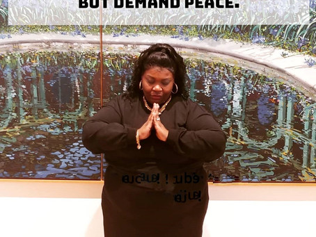 My Peace is Non-Negotiable!