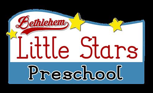Bethlehem Little Stars Preschool Logo-01