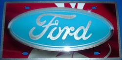 Ford w/ Canadian Flag