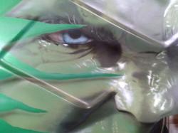 Hulk Left Eye