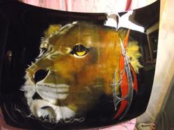 Lion Hood