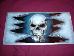 Skull w/ Cigar