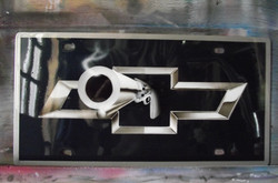 Silverado w/ Gun