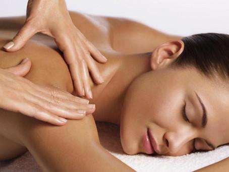 Oczyszczanie skóry pleców