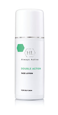 DOUBLE ACTION FACE LOTION skuteczny lotion