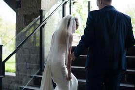 Bride and Groom - Arlington Estate