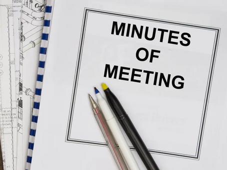 2021-11-26 AGM Minutes Published