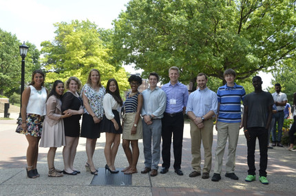 O'Donnell Lab Lineup for Summer 2016