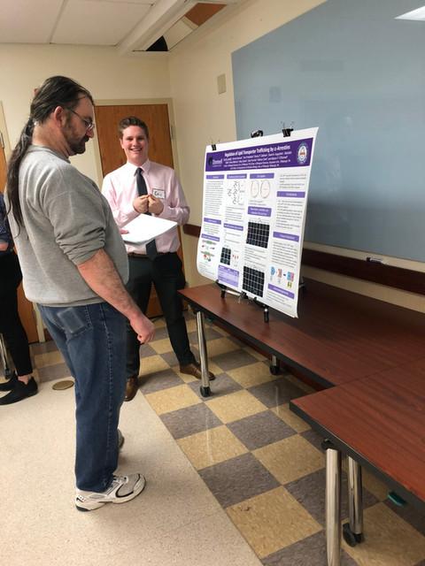 Undergrad Presentations!