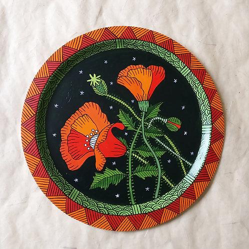 The Poppies Thali