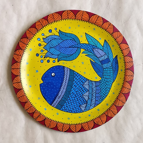 The Dancing Fish Thali