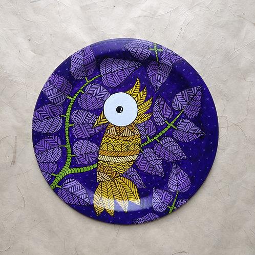 The Violet Bird Thali