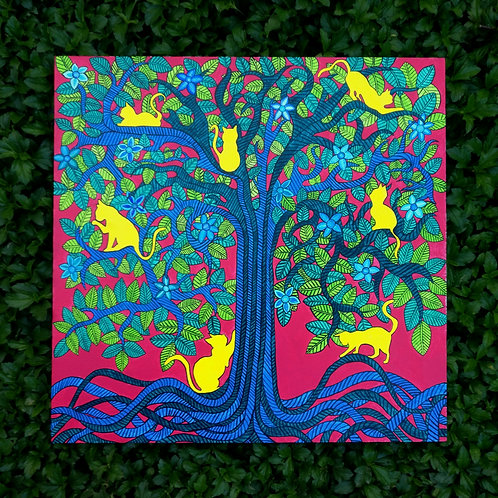 The Tree of Life - Cats