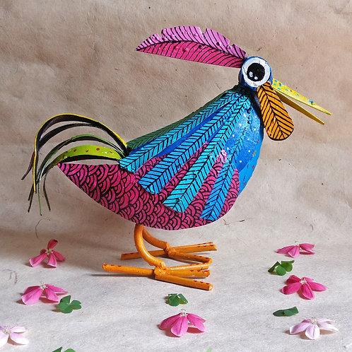 The Second Ruffle-puff Bird