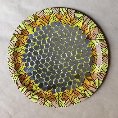 The Sunflower Thali