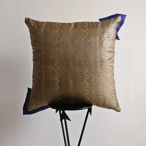 Winged Silk Cushion Cover - Set of 2