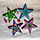 Thumbnail: Starry Coasters - Set of 4