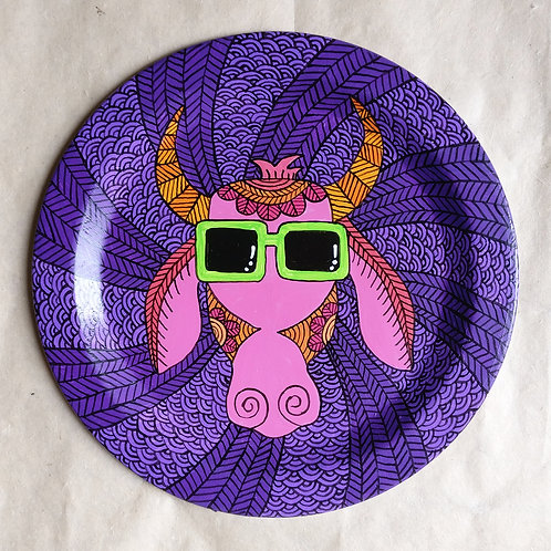The Third Holy Cow Thali