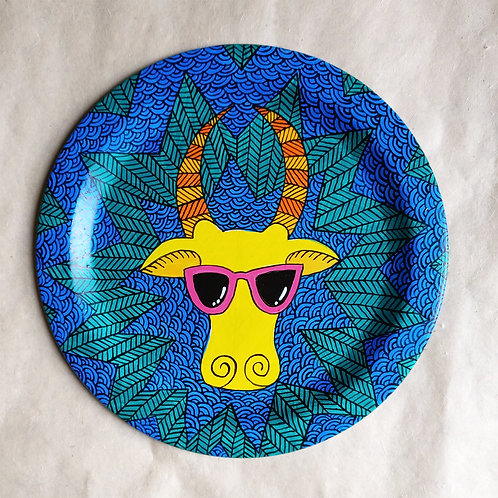 The Second Holy Cow Thali