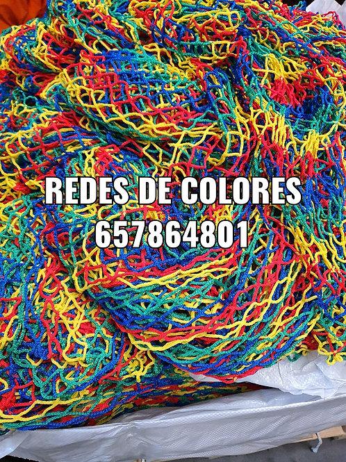 Redes Multicolores