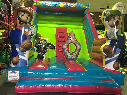 Tobogán Mario Bros