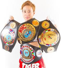 LittleTiger,世界チャンピオン