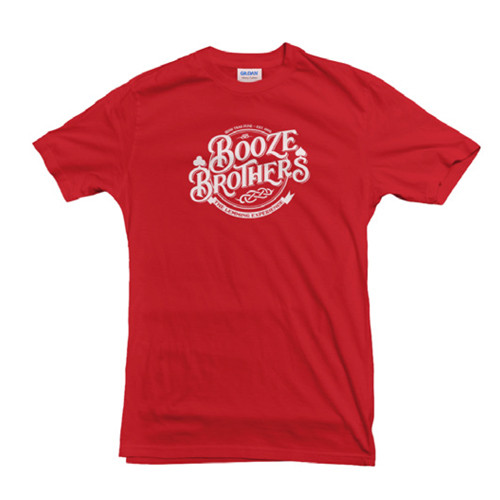 Tee-shirt NEW LOGO - red [H]