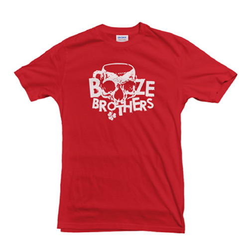 Tee-shirt NEW LOGO CRANE - red [H]