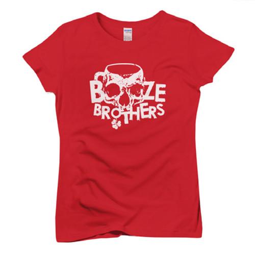 Tee-shirt NEW LOGO CRANE - red [F]