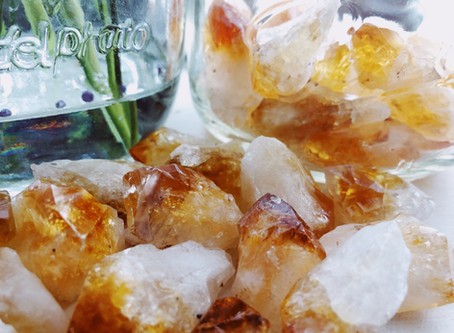 August's Crystal of the Month: Citrine