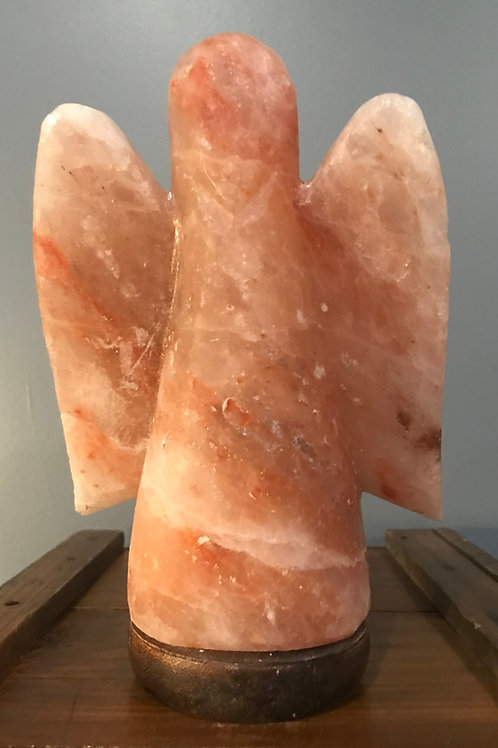 Angel Salt Lamp