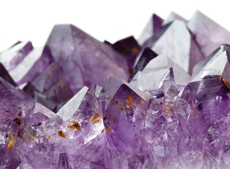 October's Crystal of the Month: Amethyst