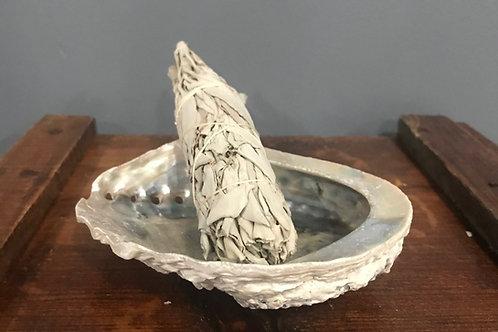 Sage and Abalone Set