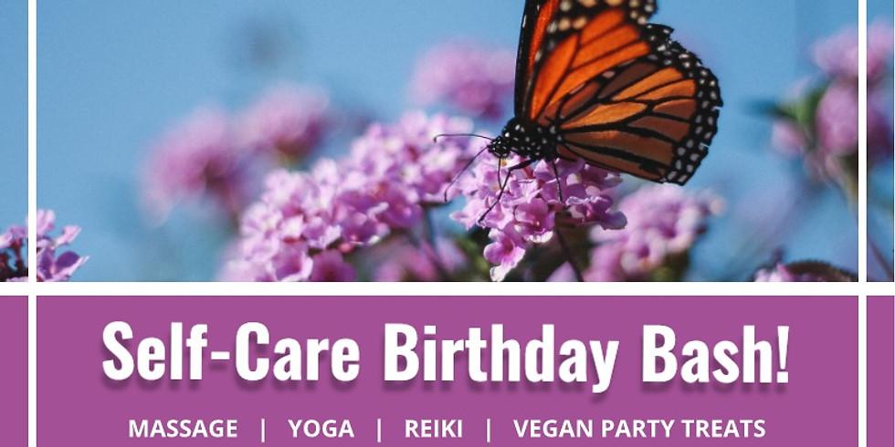 Self-Care Birthday Bash!