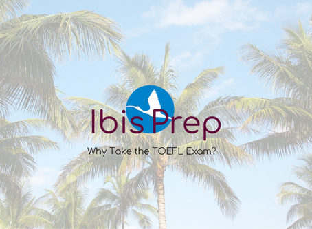 Why Take the TOEFL Exam?