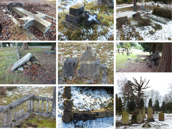 Investigating Brookwood Cemetery