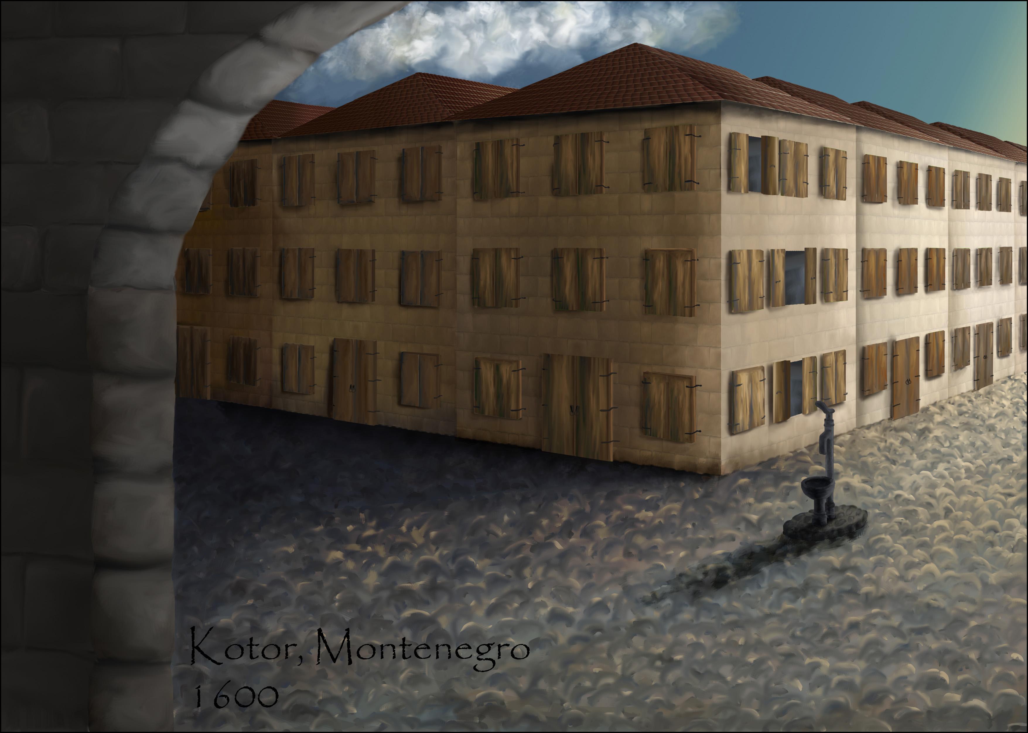 Claire Marchant - Digital Concept Art Ko