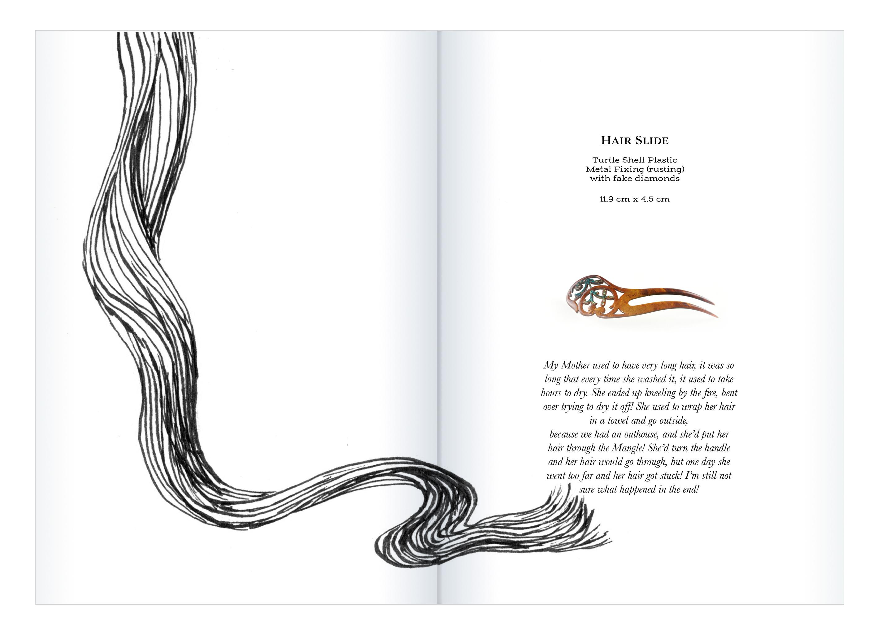Claire Marchant - Memories Book