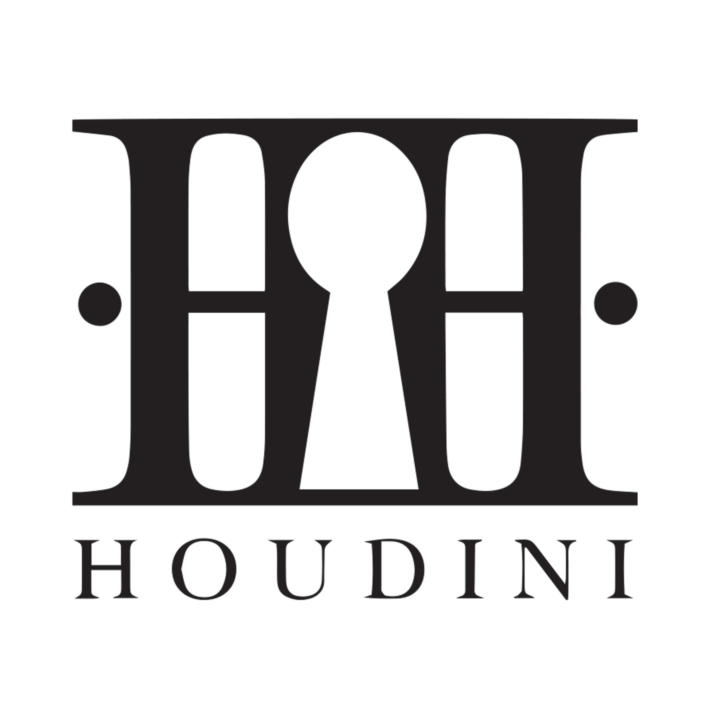 Claire Marchant - harry houdini logo