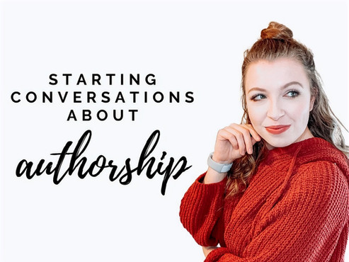 Talking about Authorship