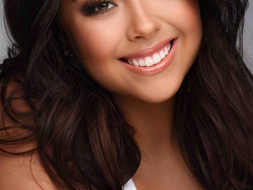 Top 5 Miss Teen USA 2020 Headshots