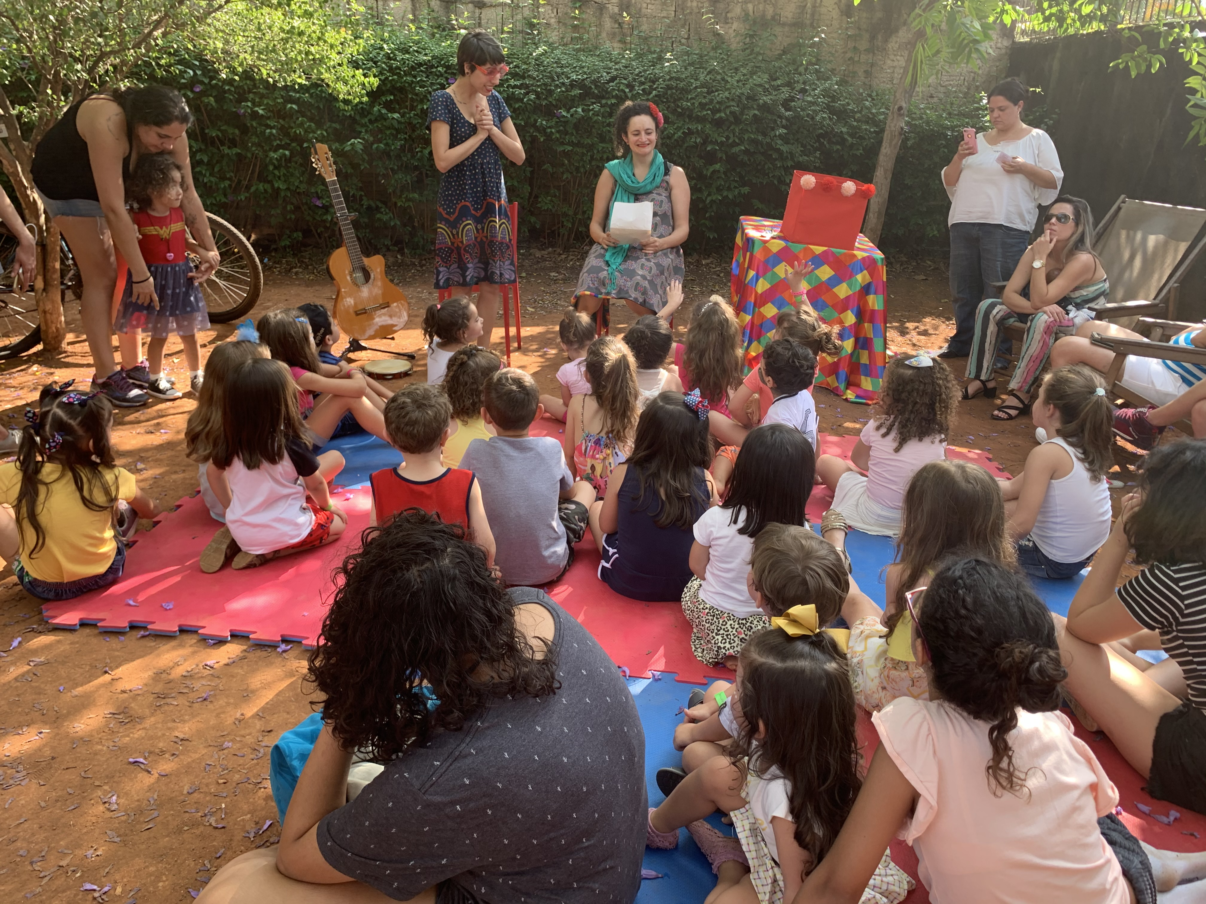 Dia das Crianças em 12/10/2019 no Vila Butantan/SP