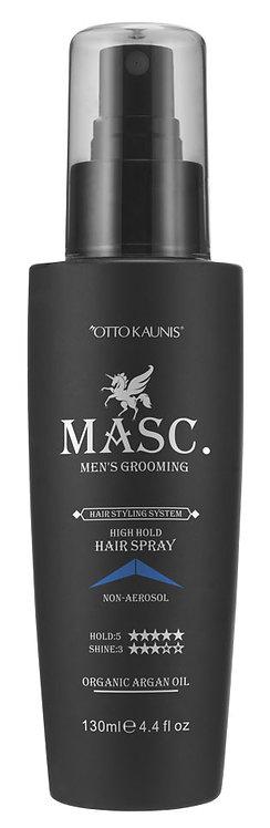 MASC. High Hold Hairspray 130ml