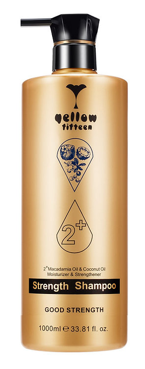 YELLOW FIFTEEN Shampoo 1 litre