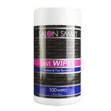 Salon Smart Fast Wipes Colour Stain Remover Wipes 100pack